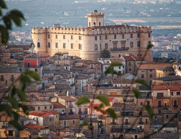 Il Castello di Corigliano