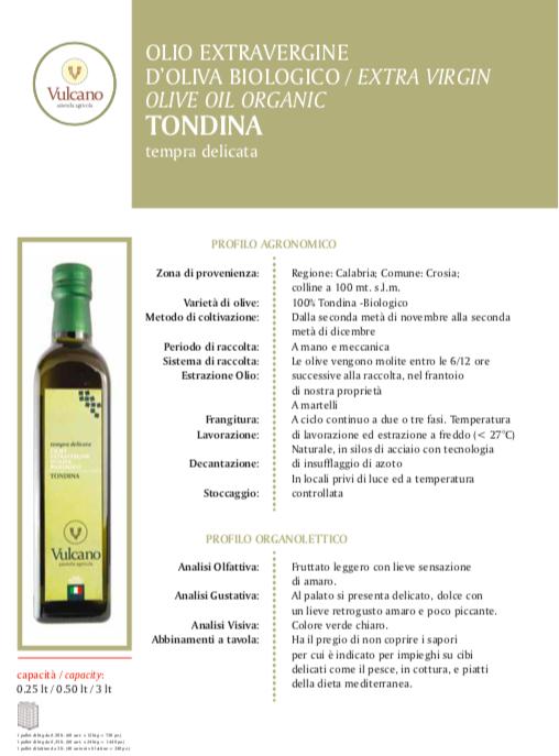 Olio Tondina